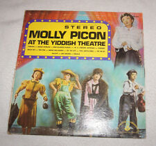 LP : Molly Picon At The Yiddish Theatre (1971)
