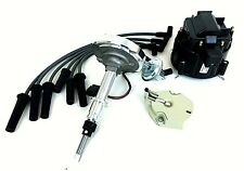 175+1099 HEI DISTRIBUTOR WITH WIRE SET AMC JEEP 6 CYL 232 258 UPGRADE CARBURATE