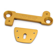 Vibramate V7 Gold Adapter Plate for Bigsby B7 Gibson® Les Paul TP-3770-002