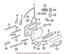 For Mercedes Genuine Door Seal Left 1646904762