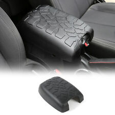 Non-slip Center Console Armrest Cover Cushion Pad Pad for Jeep Wrangler Jk 12-17 (Fits: Jeep)