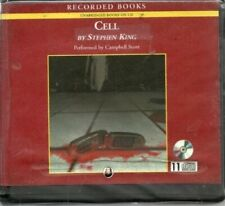 CELL by STEPHEN KING ~ UNABRIDGED CD'S AUDIOBOOK