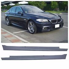 BMW F10 M5 MTECH M-SPORT STYLE SIDE SKIRTS FOR ALL 2011+ BMW 5 SERIES SEDAN