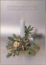 Glückwunschkarte zum Weihnachtsfest und zum Neuen Jahr Motiv 19