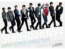 Super Junior - Supershow 4 [New CD]