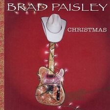 A Brad Paisley Christmas by Brad Paisley (CD-2006, Arista) BRAND NEW SEALED!