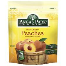 Angas Park Dried Peaches 200g