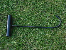 Strong Camping Tent Peg Puller Pulling Removing / Trampoline Spring Tool
