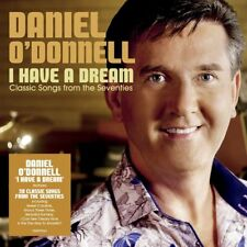 Daniel O'Donnell - I Have a Dream - CD - 2016 - Very Good Condition