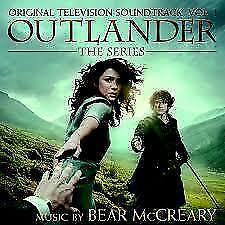 Bear Mccreary - Outlander (original Television Soundtrack), Vol. 1 NEW CD
