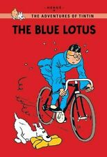 The Blue Lotus (Tintin Young Readers Series) New Paperback Book Herge