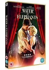 Water for Elephants Reese Witherspoon Robert Pattinson (Sara Gruen)
