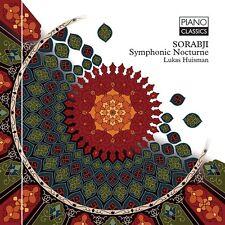 LUKAS HUISMAN - SYMPHONIC NOCTURNE  2 CD NEW+ SORABJI,KAIKHOSRU SHAPURJI