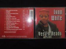 CD LYNN WHITE / YES I'M READY /