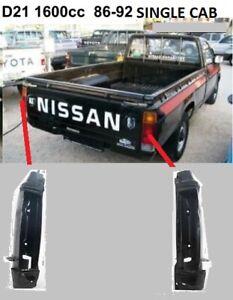 FITS NISSAN D21 P/U UTE 2WD MODEL 1986- TAIL BODY REAR CORNER UPPER PAIR LH RH