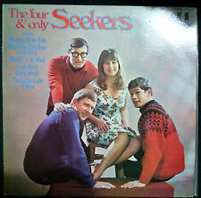 THE FOUR AND ONLY SEEKERS LP AUSTRALIA