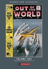 Silver Age Classics OUT OF THIS WORLD VOL #2 HARDCOVER Charlton Comics HC