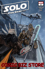 STAR WARS  SOLO ADAPTATION #2 (OF 7) (2018) 1ST PRINTING NOTO MAIN COVER MARVEL