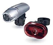 Claud Butler ENIGMA 3 Lightset BICICLETTA ANTERIORE E POSTERIORE