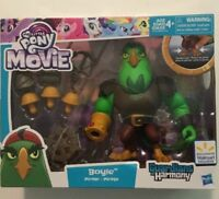 My Little Pony The Movie Boyle Pirate - Guardians of Harmony Set - Free Shipping