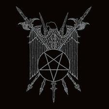 WHITE DEATH s/t LP Colored Vinyl Album - BLACK METAL RECORD - Satanic Warmaster