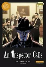 An Inspector Calls the Graphic Novel: Original Text 9781906332327 | Brand New