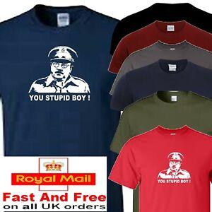 capt mainwaring dads army t shirt