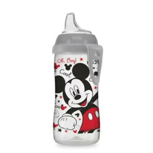 NUK Disney Active Sippy Cup, Mickey Mouse, 10 Oz