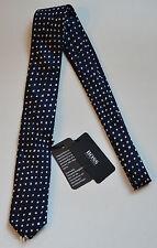 NWT Hugo Boss Black Label By Hugo Boss Silk Tie 'Tie 6 cm'