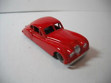 Lesney Matchbox #32A Jaguar XK140 COUPE, RESTORED TO NEAR MINT RED