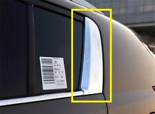 Chrome Rear Door C Pillar trims For kia sportage 2011 2012 2013 2014 2015