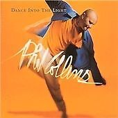 Phil Collins - Dance Into The Light (1996) - CD