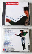 WOLF MAAHN Der Himmel ist hier .. 1992 EMI CD TOP