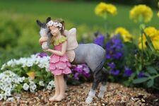 FAIRY GARDEN Miniature ~ Penny And Pony ~ Mini Dollhouse