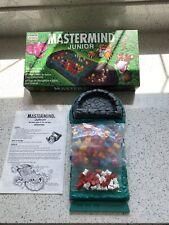 Retro 1980s Parker Mastermind Junior Game | Near Mint Condition | Collectible