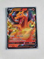Pokemon Card  CHARIZARD V  Ultra Rare DARKNESS ABLAZE *MINT* 19/189 TCG