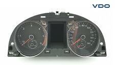 VW Passat B7 10-15 2.0TDi Speedometer Instrument Cluster 3AA920970E A2C53219792