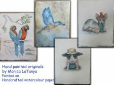 Contemporary Art Birds Art Paintings
