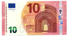 10 euro ITALY EUROPE (Serie SD S002 G3) EUROPA 2014 DRAGHI UNC FDS Uncirculated