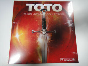 TOTO - THEIR ULTIMATE COLLECTION  -  NEU