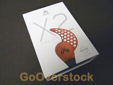 NEW Jaybird X2 Premium Sport Wireless Bluetooth In-Ear Headphones - FIRE Red