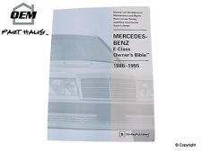 Mercedes Benz 1986-1995 W124 E-Class Owner's Bible Repair Manual 300D 300E 300TD