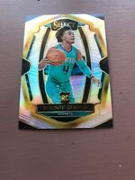 2018-19 Panini - Select Basketball: Devonte Graham Silver Rookie