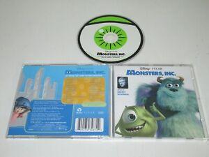 Randy Newman – Monsters, Inc Walt Disney - 0927-43487-2, CD Album