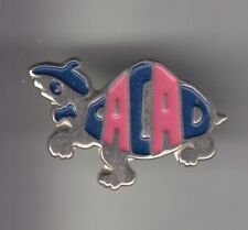 RARE PINS PIN'S .. ANIMAL TORTUE TURTLE BERET ACAD BRET RUGBY CLUB TEAM USA ~CY