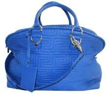 Versace Gianni Athena Vanitas Couture Cuero Grecia Mujeres Cartera de colegial 857001