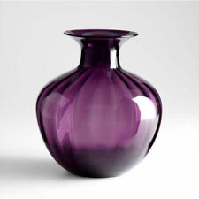 Purple Glass Vases For Sale In Stock Ebay