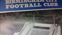 Birmingham City v West Bromwich Albion- Original Match Programme - 19 Sept. 1962