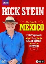 Rick Stein's Road to Mexico (Rick Stein) Steins New DVD