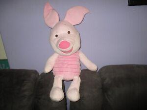 Winnie The Pooh Friend- PIGLET large super soft plush toy